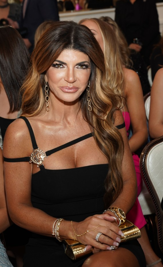 While on the show, Caroline had a rivalry with current housewife Teresa Giudice