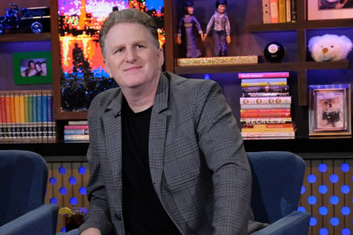 Michael Rapaport's first role was on the TV series China Beach.