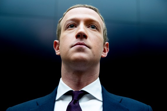 Mark Zuckerberg is the founder and CEO of Facebook