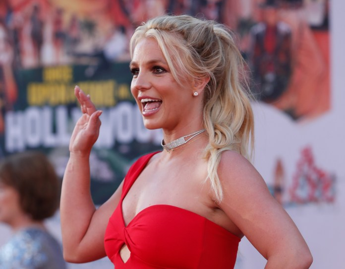 Britney was forced into a conservatorship after her breakdown