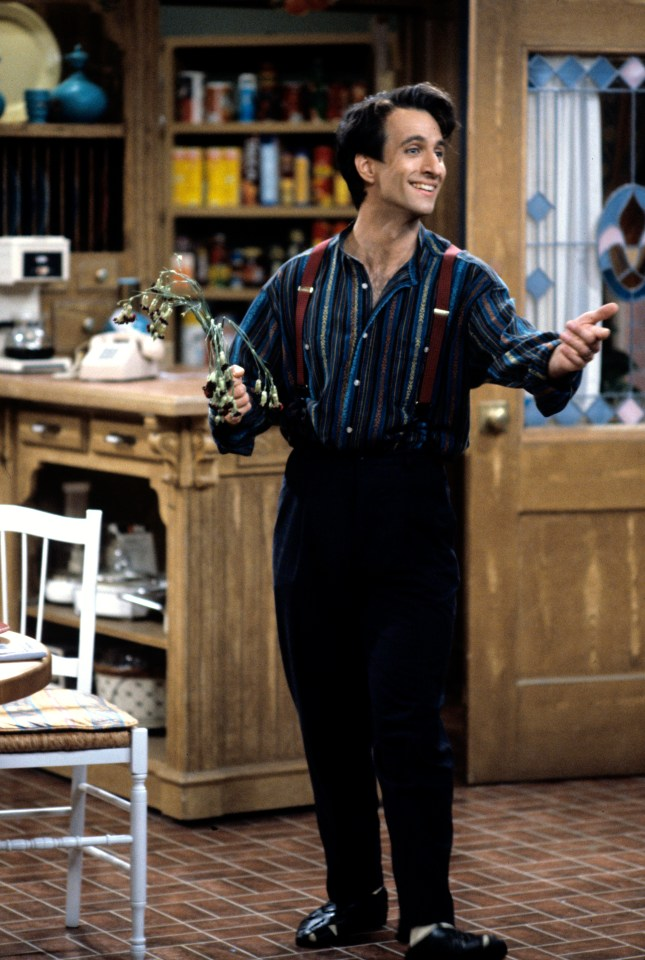After dropping the weight, he said his clothes from his time on Perfect Strangers fit again