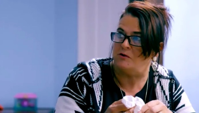 Kim feared her daughter was following in the footsteps of her and Tyler's drug-addict absentee father, Butch