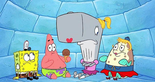 Nickelodeon has pulled two episodes of Spongebob Squarepants from rotations