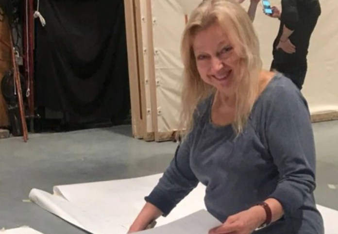 Emmy-winning production designer Evelyn Sakash's mummified body was found under a pile of garbage in New York