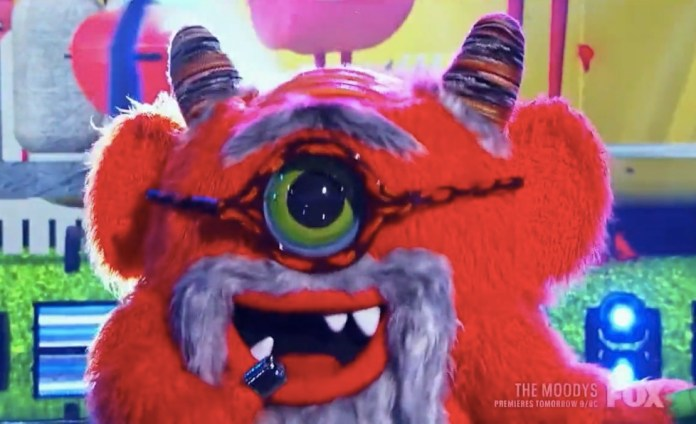 The fuzzy orange contestant gushed he was 'so sad' to be going home