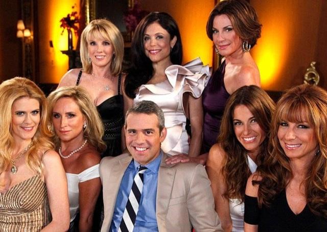 The Real Housewives franchise has created ten different series and several spin-offs.