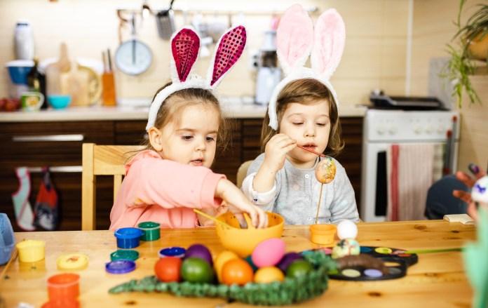 Easter marks the start of Spring in the calendar