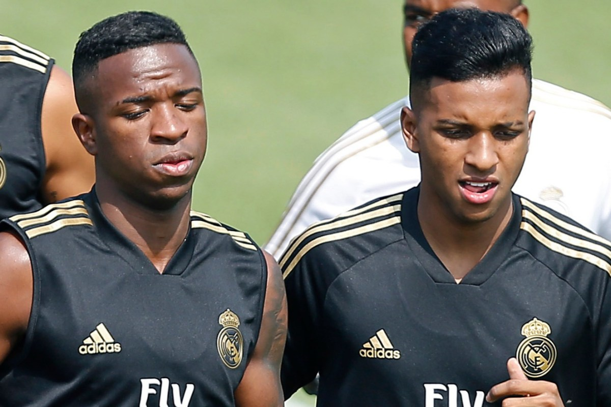 Real Madrid signed Rodrygo as 'they don't trust Vinicius', claims ex-Barca scout