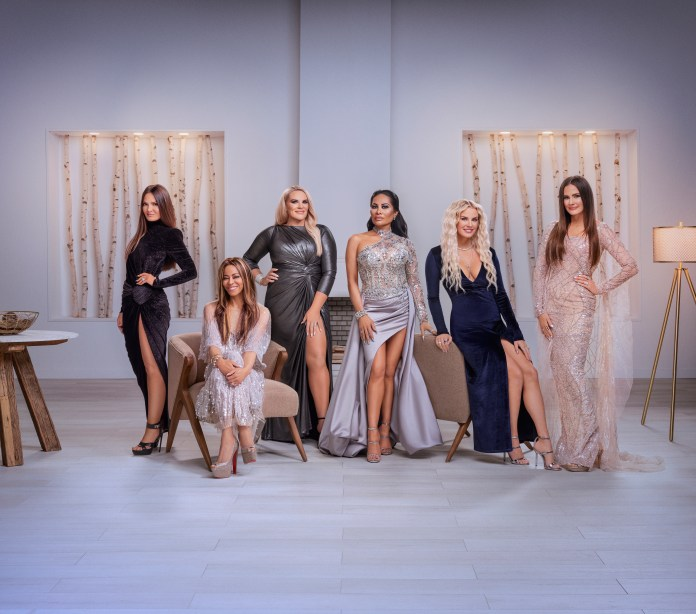 Earlier this week, the Real Housewives Of Salt Lake City cameras were rolling when star Jen was cuffed and arrested while getting ready for a cast trip