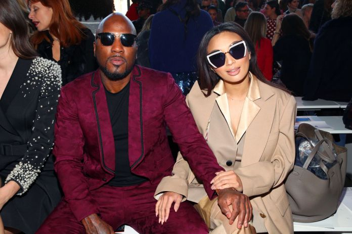 Jeannie and Jeezy tied the knot over the weekend