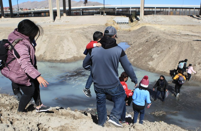 Over a million migrants are expected to cross the US border this year