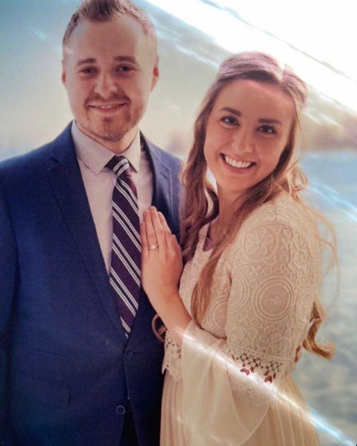 Jed Duggar is married