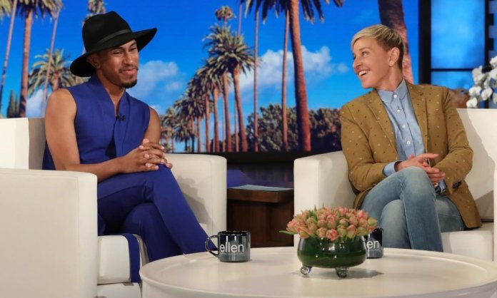 Ellen offered Allen a job on The Ellen DeGeneres Show