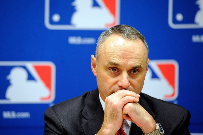 Major League BaseballCommissioner Rob Manfred announced the move this week