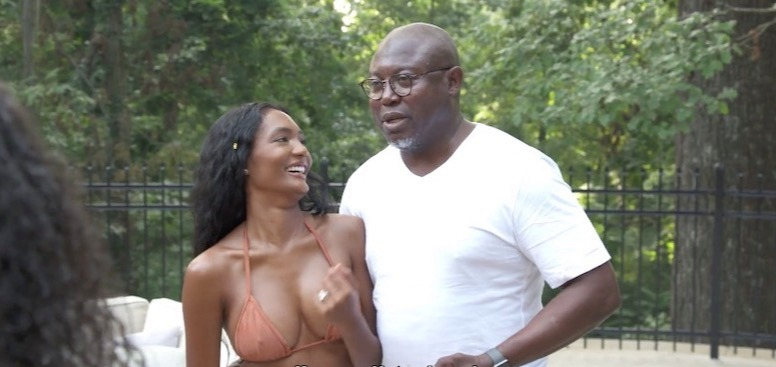 The couple announced they were getting a divorce just one month before his engagement to Porsha