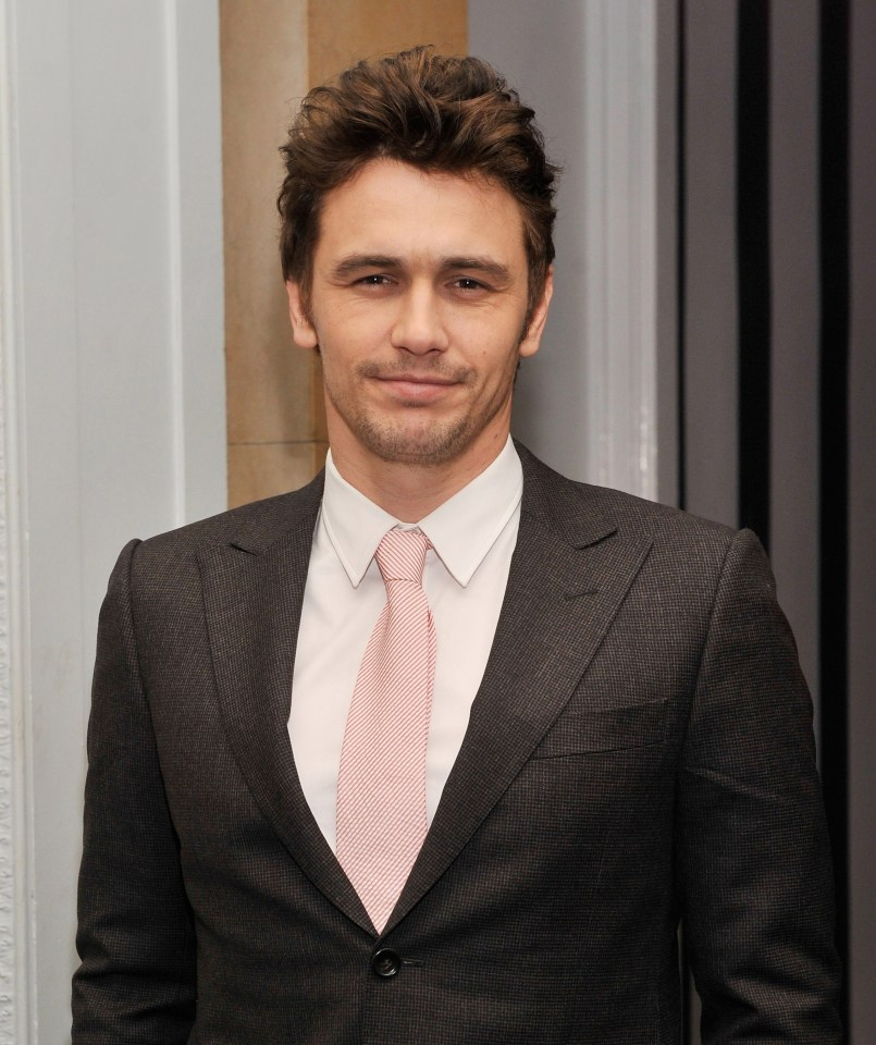 James Franco has been accused of sexual assault