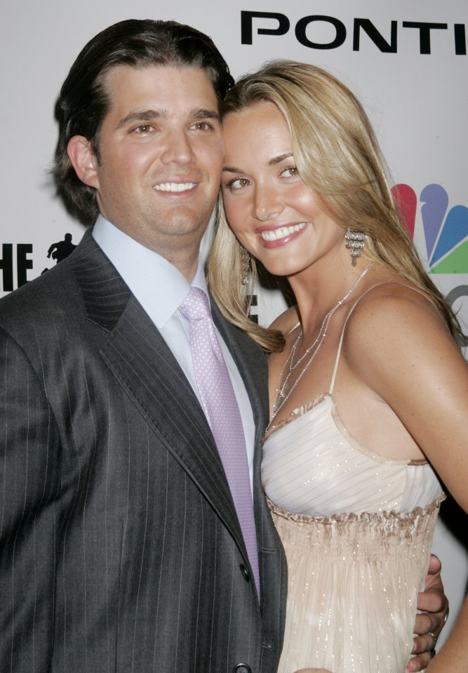 Don Jr. and Vanessa divorced in 2018