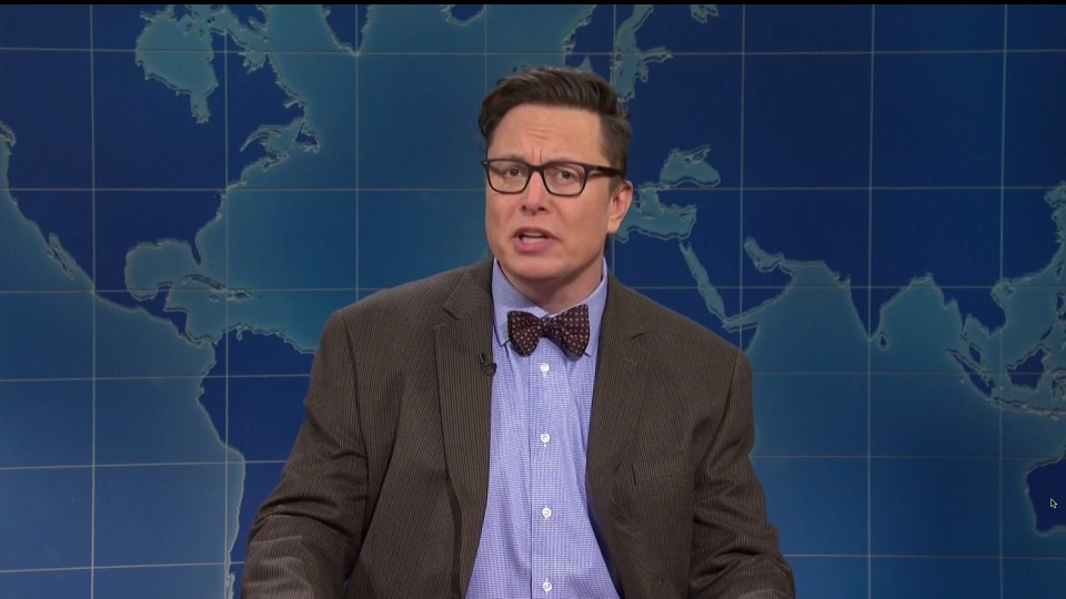 Musk hosting SNL was controversial