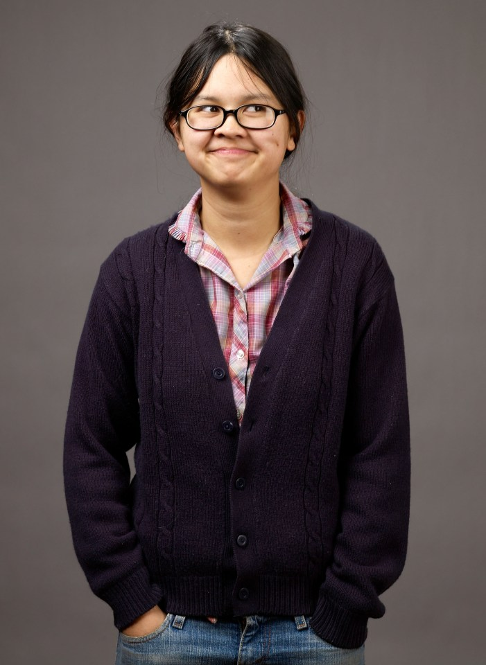 Charlyne Yi is an Californian actress and comedian