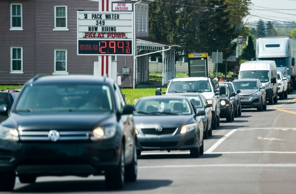 Gas shortages have led to fears of spiking prices