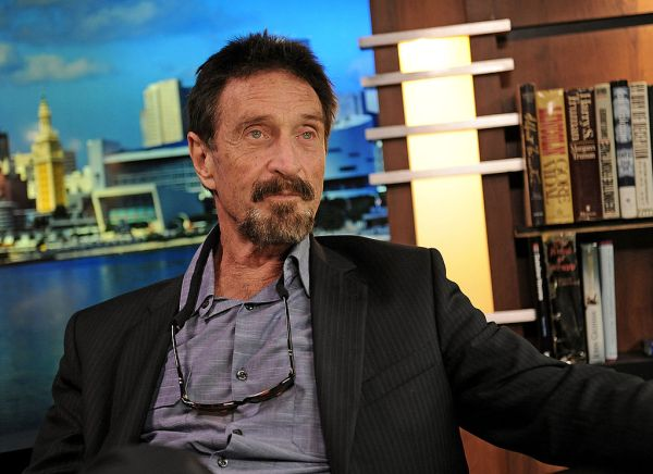 John McAfee has reportedly died by suicide in a Spanish prison