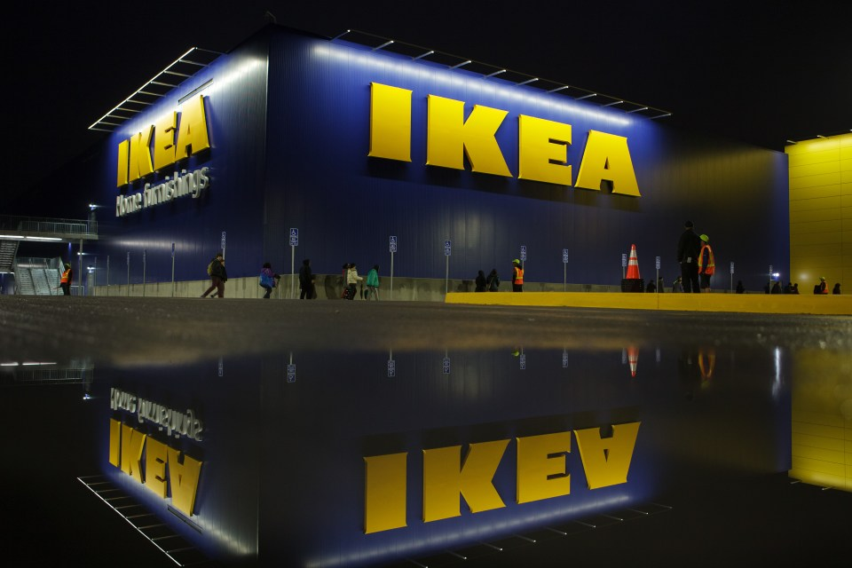 The furniture and home goods store, known for its affordable prices and Swedish meatballs, is being criticized over its menu items for employees