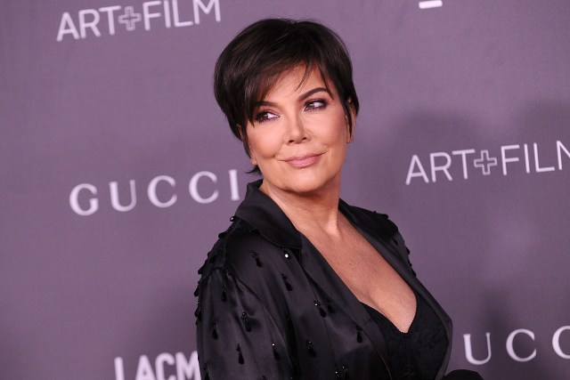 Kris Jenner also owns a home in the area