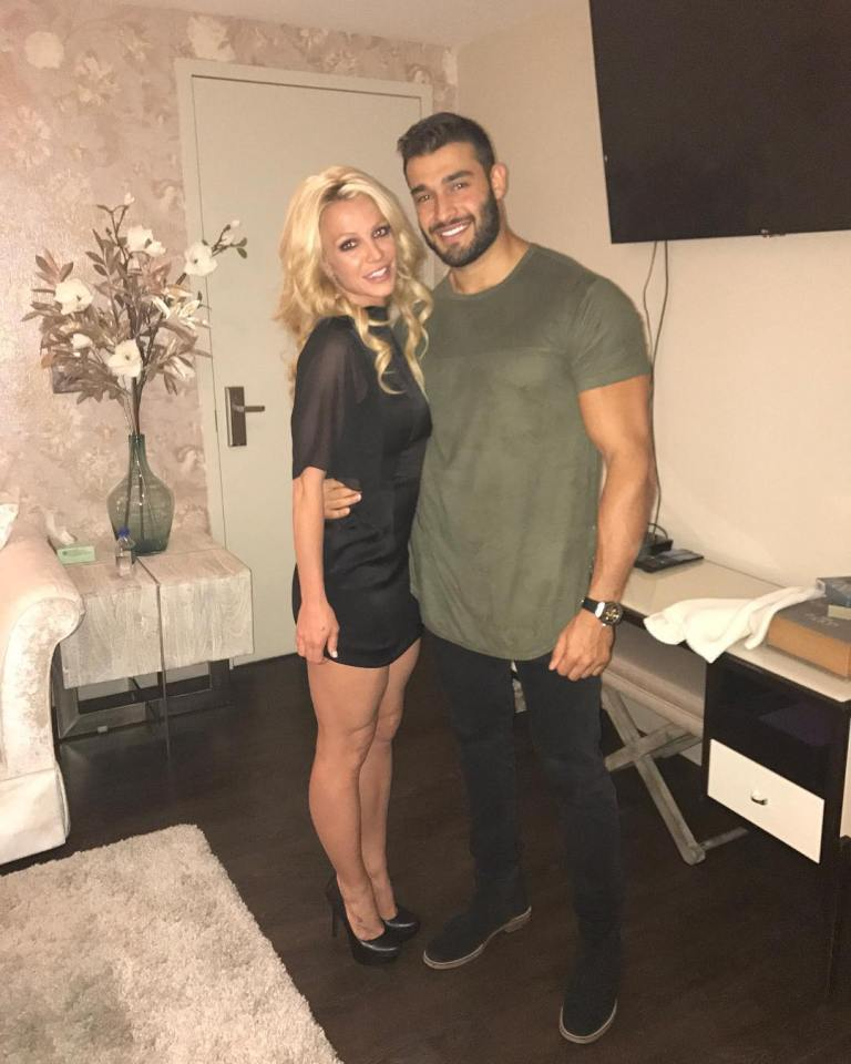 The couple have been dating since 2016