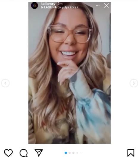 Briana accused Kailyn of 'breaking' in Chris' home
