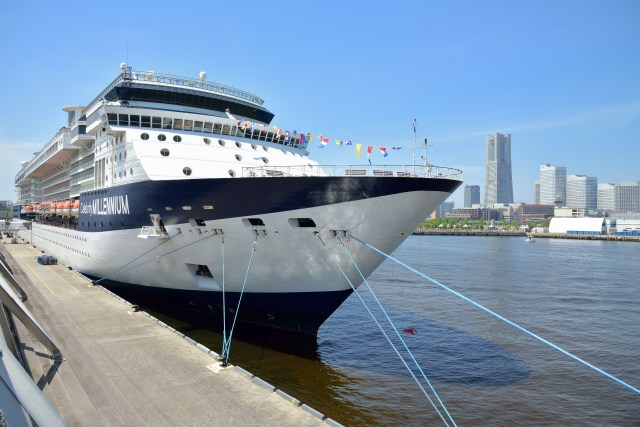 Two passengers on first vaccinated cruise in North America test POSITIVE for Covid