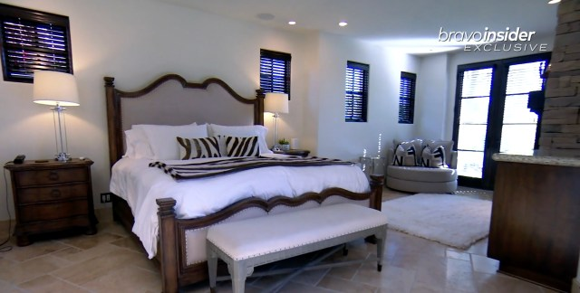 The mansion features plenty of bedrooms