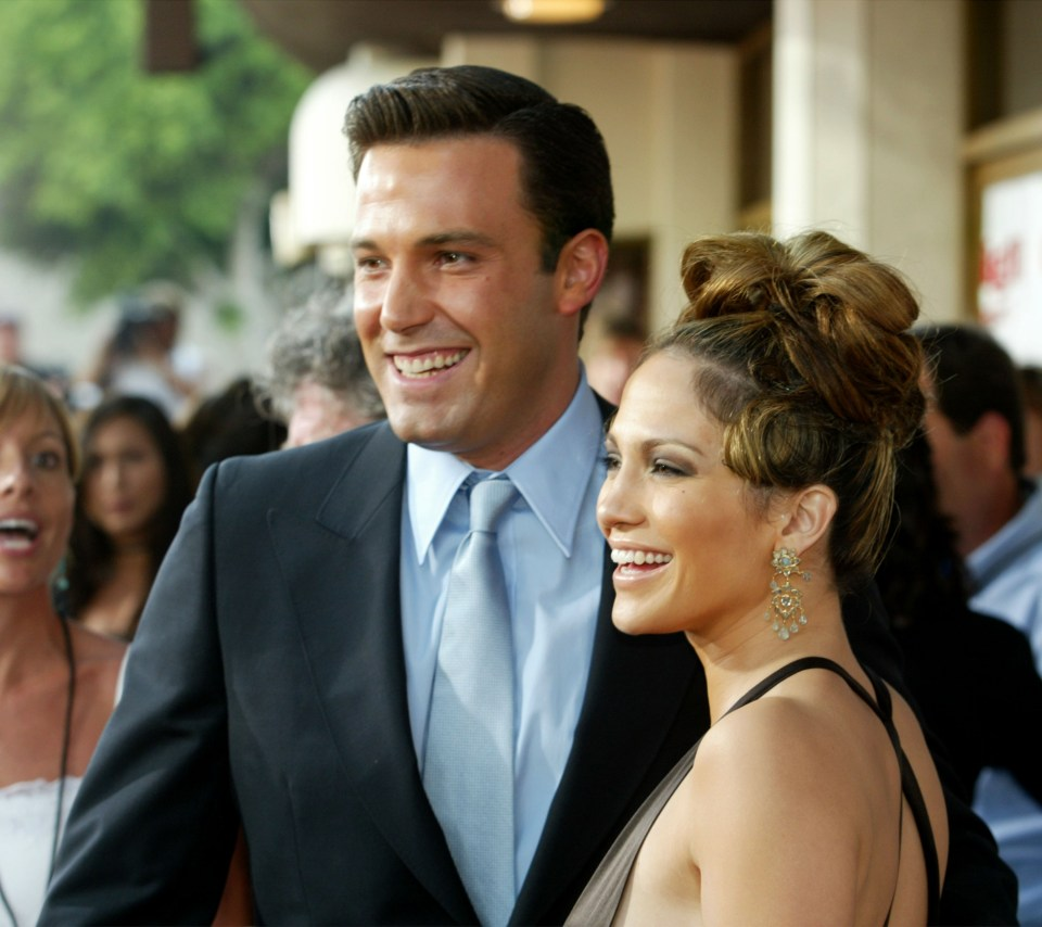 She and ex Ben soon reconciled their 2000s-era romance
