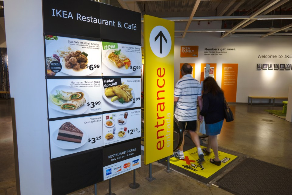 IKEA's menu controversy comes just days after the House voted 415-14 on to make Juneteenththe 12th federal holiday