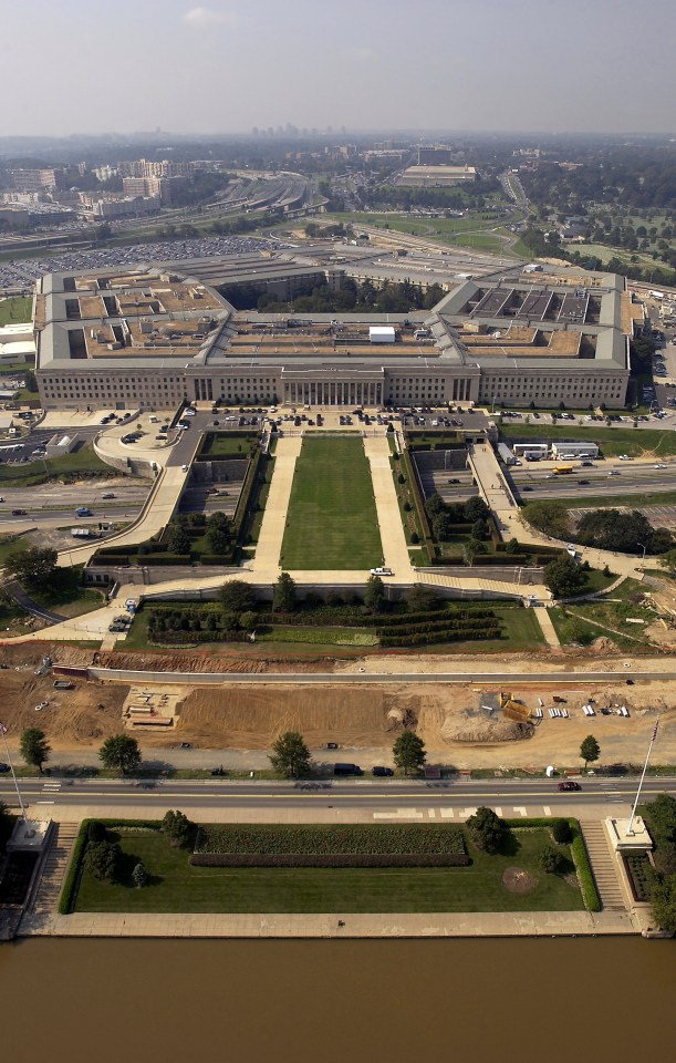 The Pentagon released its report into UFOs on Friday