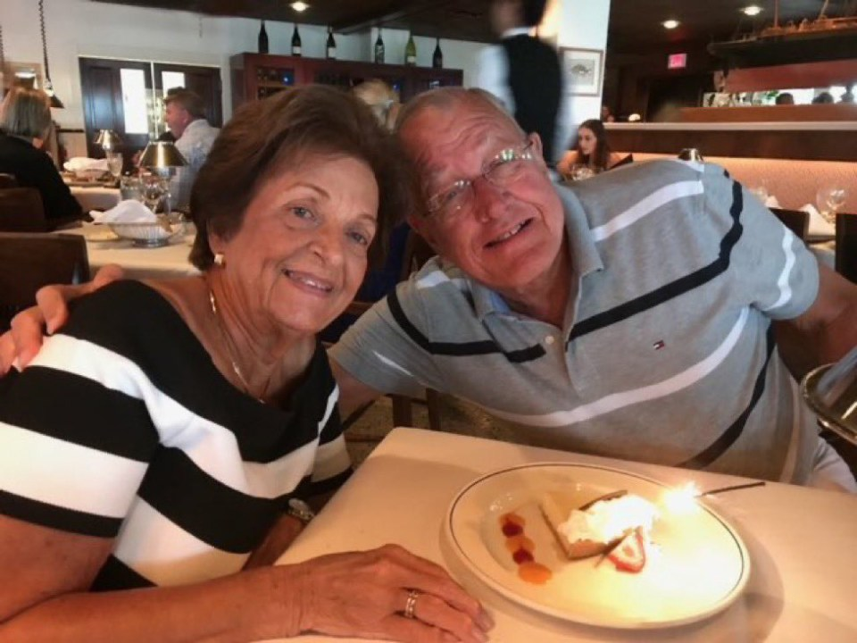 Antonio and Gladys Lozano, both in their 80s, remain missing after their condo building collapsed overnight on Thursday