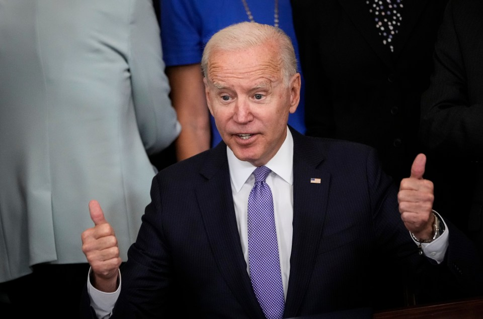 Biden's foreign policy aims to strengthen partnerships between Washington and its allies