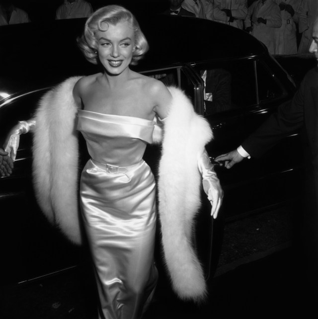 The blonde bombshell tragically passed away on August 5, 1962