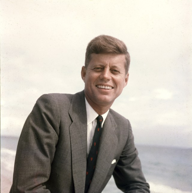 John was inaugurated on January 20, 1961, and was assassinated on November 22, 1963