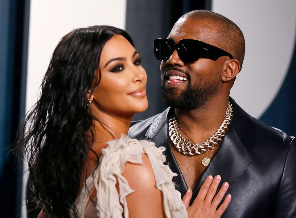 Kim Kardashian attended Kanye's listening party despite their divorce