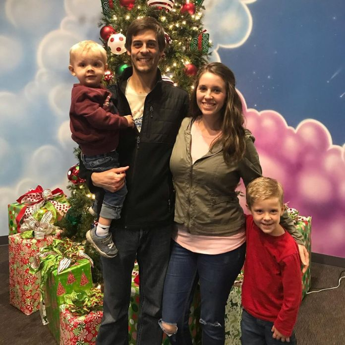Jill and Derick share two sons