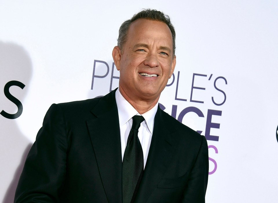 Although originally from California, Tom Hanks is a huge fan of the Cleveland Indians.