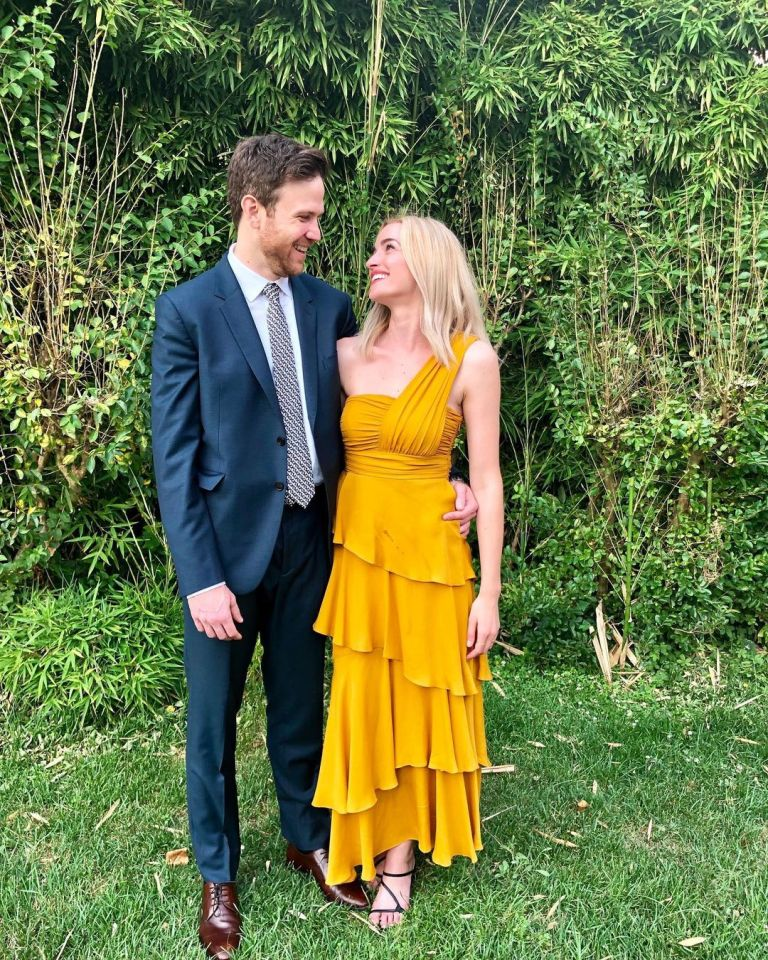 Brianne and Matt officially tied the knot