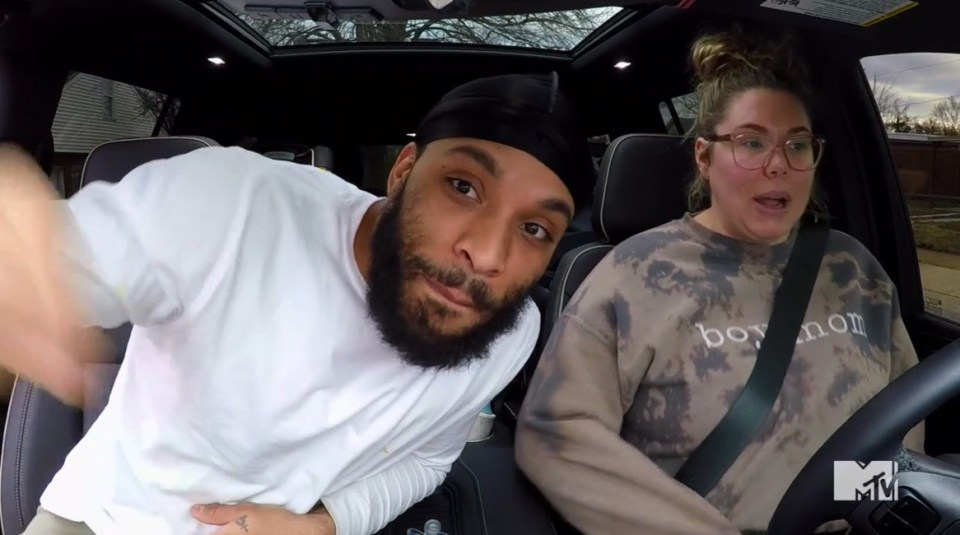 Kailyn was previously arrested for 'punching' Chris