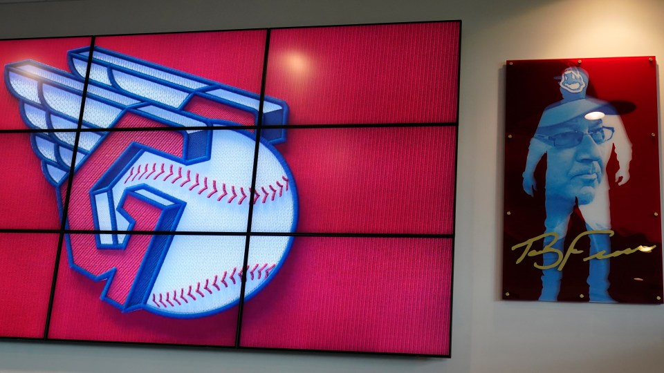 On July 23, the Cleveland Indians announced they were changing their name to Cleveland Guardians