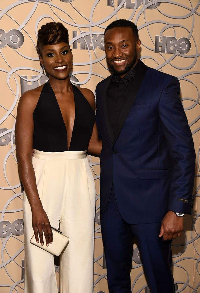 Issa Rae and Louis Diame have reportedly been dating since 2012