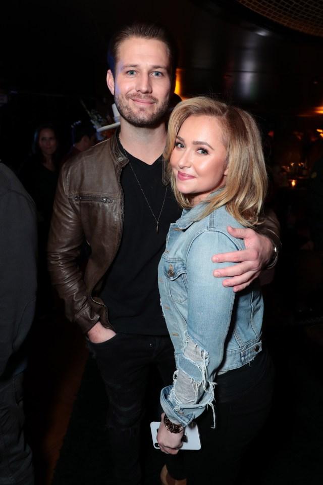 Hayden reunited with her abusive ex Brian