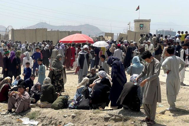 The Taliban has swiftly taken back control