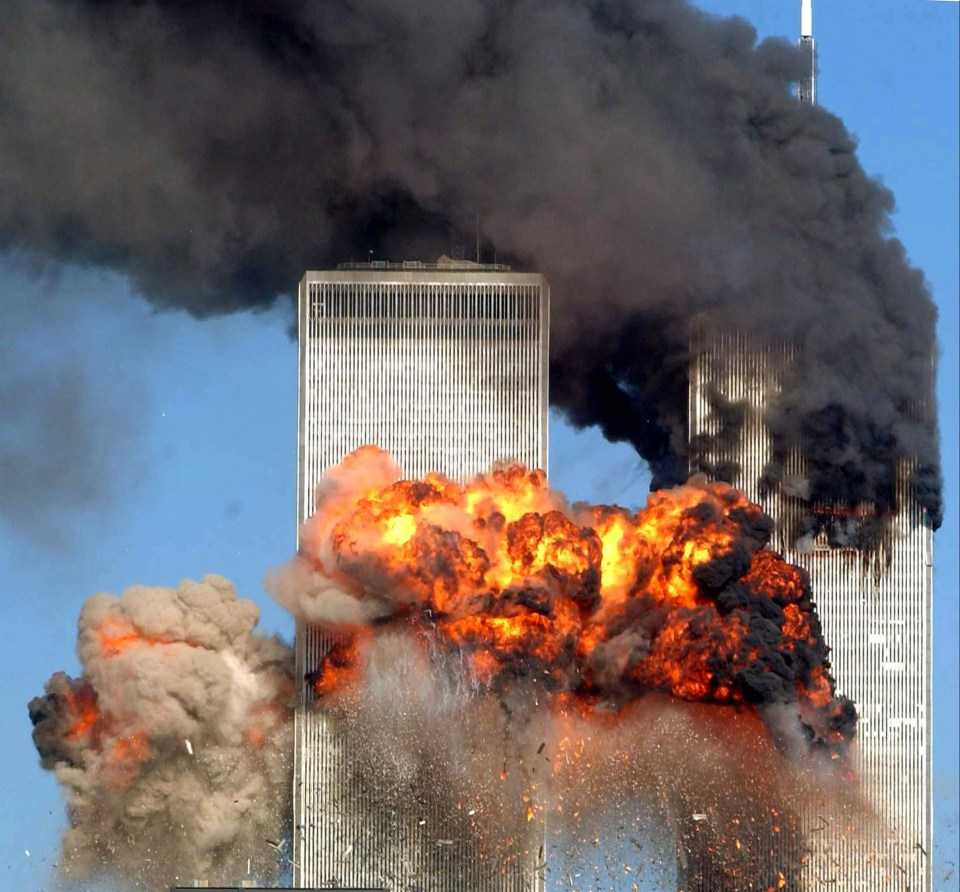 Almost 3,000 people lost their lives on September 11, 2001