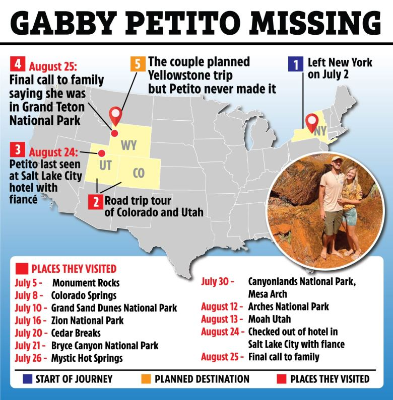 This image has an empty alt attribute; its file name is JF-US-GABBY-PETITO-DISAPPEARANCE-MAP.jpg