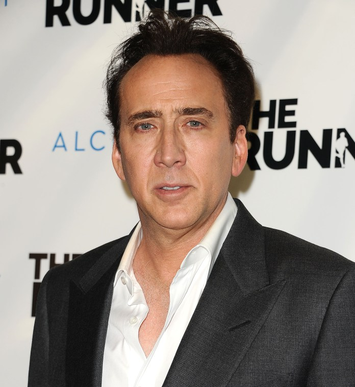 Cage has had an emotional rollercoaster of a year since marrying for the fifth time and losing his mother